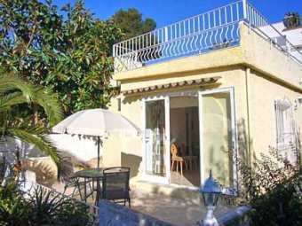 Bungalow Don Lotario in La Fustera Moraira