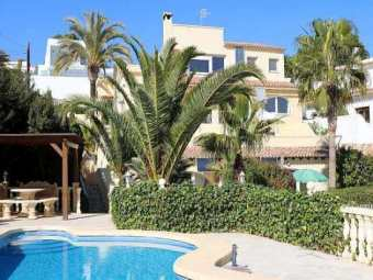 Apartment Rosinande in la Fustera Moraira